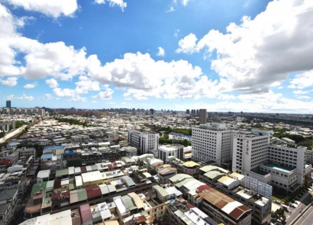 台南這區人口紅利 誕生新興都會型重鎮