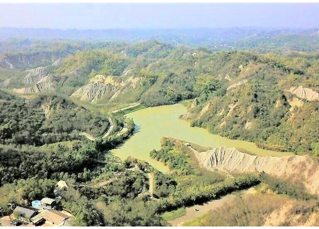 台南龍崎工業區通過 指定281公頃自然保留區及地質公園