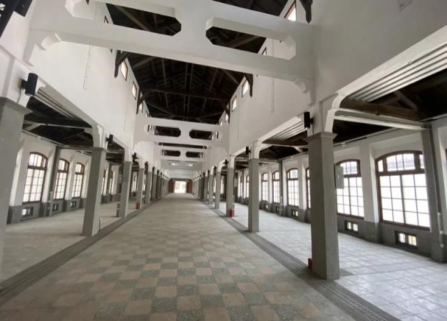 台南西市場整修完工 首度亮相