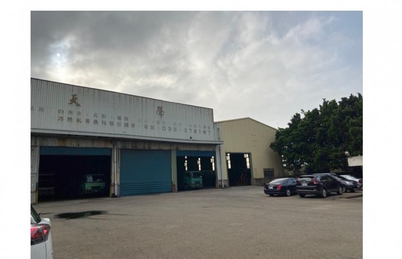 香山丁建工業廠房